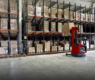 Contract Logistics - Kontraktlogistiklösungen