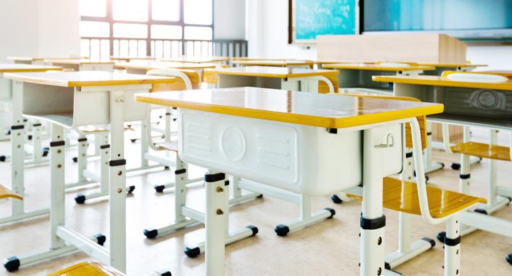 Klaslokaal - Logistieke oplossingen onderwijssector - Jan Krediet