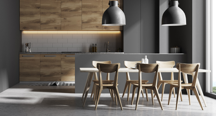 Keuken - Oplossingen keukensector - Jan Krediet