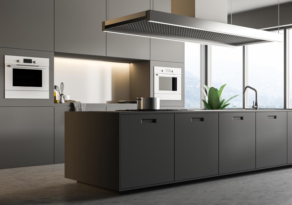 Keuken - Keukenlogistieke oplossingen - Jan Krediet