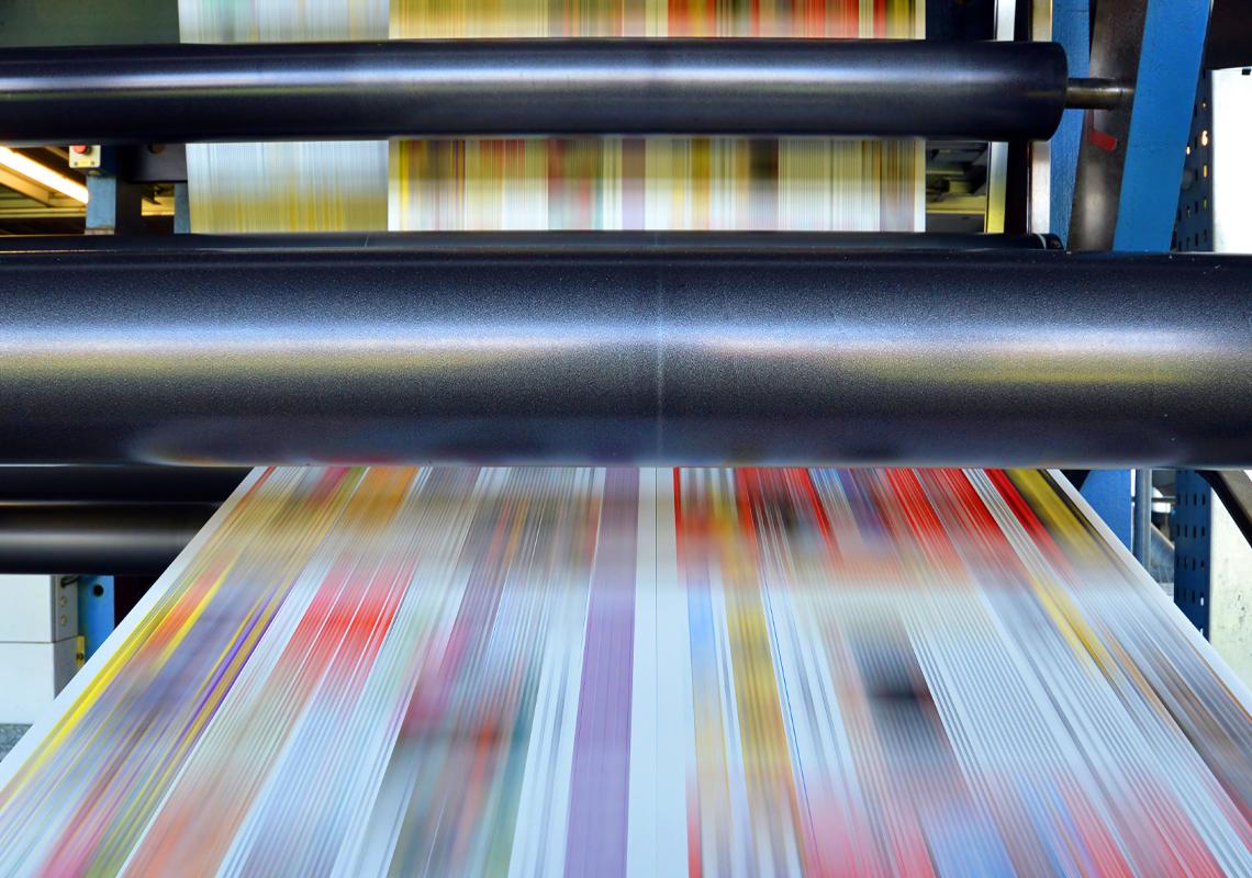 Drukpers - Logistieke oplossingen voor drukwerk - Jan Krediet