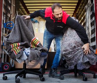 furniture logistics - Jan Krediet